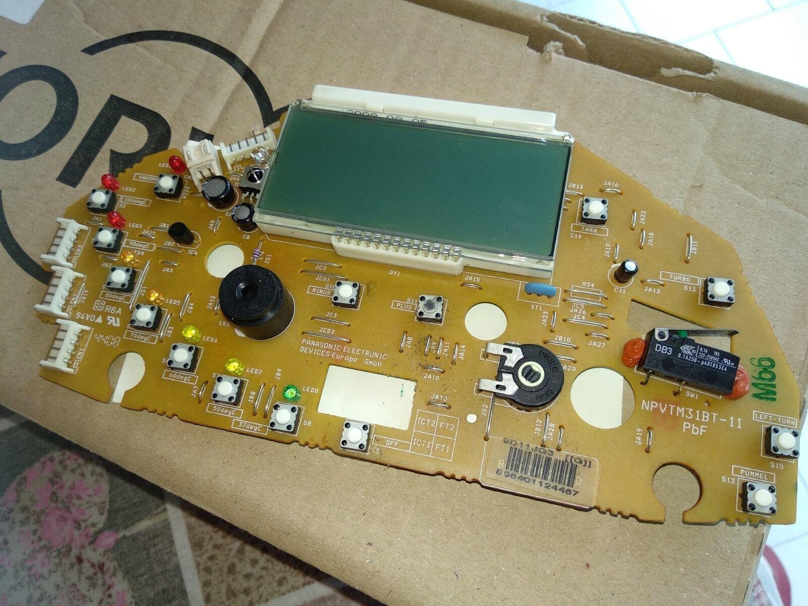 Bimby TM31  scheda comandi vorwerk - BT e BTE