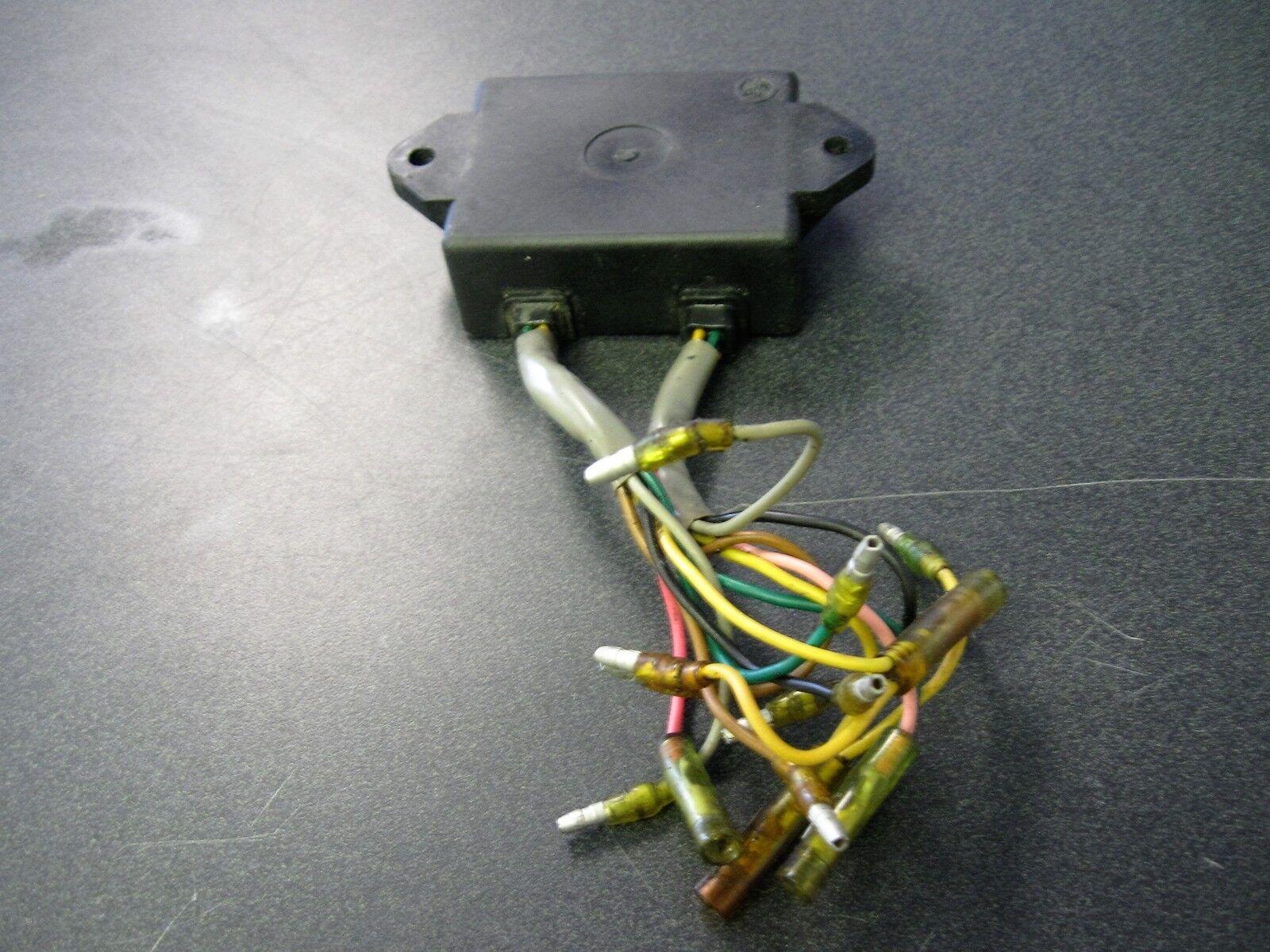 Yamaha Außenborder Doppel 6K1-85830-01-00 Schaltersteuerung Assy 6K1-85830-01-00 Doppel 8c17a2