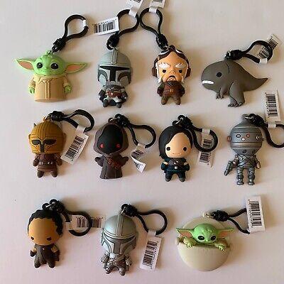 Star Wars Christmas 3D Figural Keyring Blind Bag