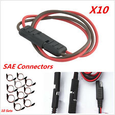 s l225 quick disconnect wire harness 2 pin sae connector 14 gauge 7 Pin Trailer Wiring Connection at couponss.co