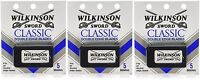 Wilkinson Sword Classic Double Edge Razor Blades (3 Packs Of 5 = 15 Blades) on sale