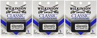 Wilkinson Sword Classic Double Edge Razor Blades (3 Packs Of 5 = 15 Blades) on sale