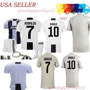 juve ronaldo dybala kids jersey kit age 1 13 yrs new with tags ebay ebay