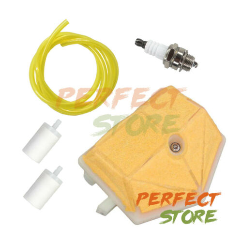New Tune Up Maintenance Service Kit Air Fuel Filter For Husqvarna 51 55 Chainsaw