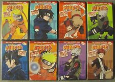 Naruto Uncut Complete All Season 1-4 DVD Set Episodes Anime TV Series Collection