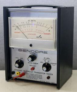 Sencore TR139B Dynamic In-Circuit Transistor Tester | eBay