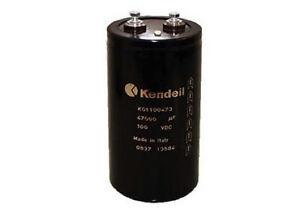 Condensatore-63V-10000-uf-elettrolitico-alluminio-12000-ore-85-Capacitor-Kendeil
