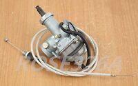 Carburetor W/throttle Cable Honda Cm 200 Cm200 Cm200t Motorcycle Carb 1980-198