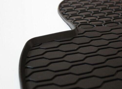 Gummimatten Fußmatten für BMW 3er E46 1998-2004  Original Qualität 4-tlg