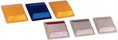 """PRE Diamondback DOT Non-Reflective Pavement Markers 4/"""" 990503500 apex Case 50"""
