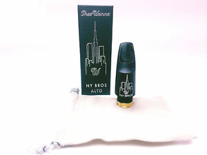 The-Wanne-NY-BROS-5-FR-Alto-Saxophone-Mouthpiece-BRAND-NEW