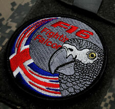 NATO OP UNIFIED PROTECTOR No-Fly Enforcement over Libya: F-16 SWIRL RNLA 322 SQN