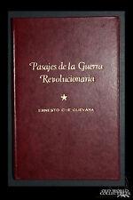 1963 1st Ed PASAJES DE LA GUERRA REVOLUCIONARIA by Ernesto Che Guevara Cuba