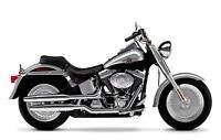 Pr Gas Tank Stripes Replcs 2003 Dyna Night Train Harley Davidson Anniv Tks101
