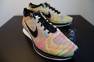 Nike Flyknit Multicolor Coureur Annonces Ebay vente pas cher nnnvRvwlOr