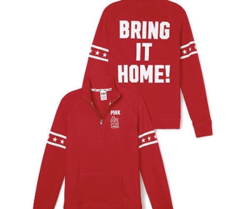 RARE  Victoria's Secret PINK  Bring It Home   Sweatshirt Ladie's     52b5e3