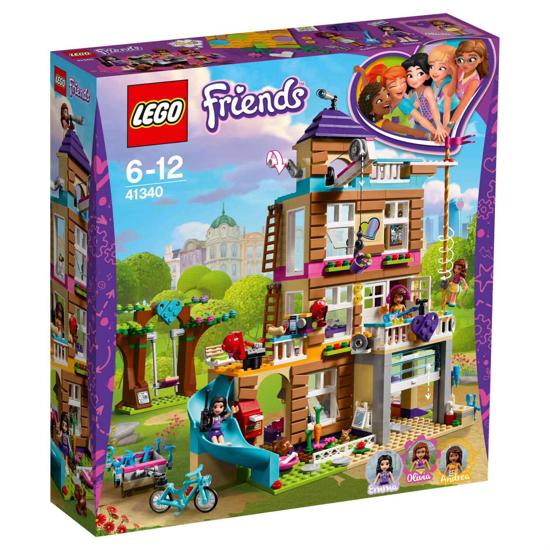 LEGO Friends 41340 freundschaftshaus la maison de l'amitié Friends House n1 18