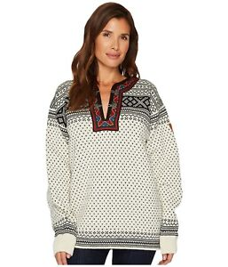 d695b2d23 Details about 40% OFF! NEW WOMEN'S DALE OF NORWAY SETESDAL SWEATER , UNISEX  SM., OFF WHITE .