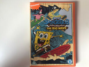 Spongebob-And-The-Big-Wave-DVD-Englis-Dutch-German-Spongebob-Squarepants