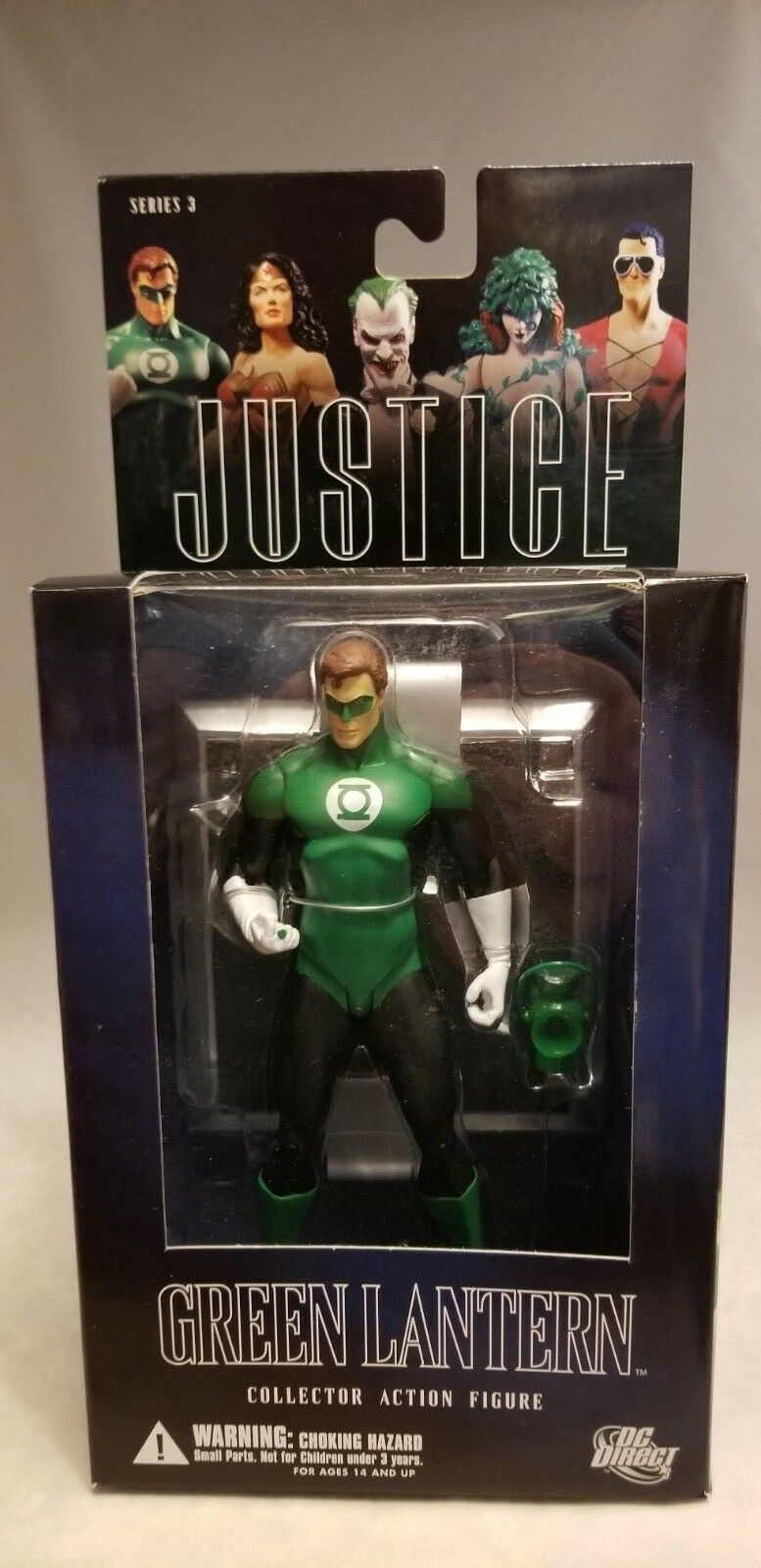 ALEX ROSS JUSTICE LEAGUE LEAGUE LEAGUE 6  GREEN LANTERN FIGURE 5c81e2