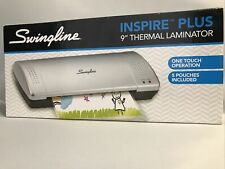 Swingline Inspire Plus 9 Thermal Laminator One Touch Operation 1701805