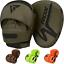 RDX-Boxing-Pads-MMA-Muay-Thai-Focus-Mitts-Kickboxing-Hook-amp-Jab-Target-Training thumbnail 1