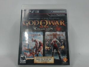 GOD-OF-WAR-COLLECTION-PLAYSTATION-3-PS3-COMPLETE-IN-BOX-W-MANUAL-CIB-VERY-GOOD