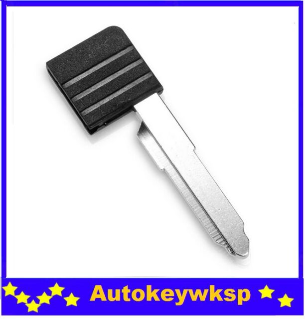 Emergency Fob Replacement Insert Smart Key Blank for Mazda RX8 CX-7 MX5 Miata