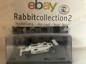 DIE-CAST-034-WILLIAMS-FW07-1980-RUPERT-KEEGAN-034-FORMULA-1-COLLECTION-1-43