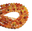 4-6-8-10mm-Lot-Bulk-Natural-Stone-Lava-Loose-Beads-DIY-Bracelet-Jewelry-Necklace thumbnail 112