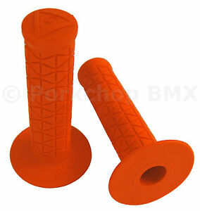 NEW AME Tri Grips Red BMX Bike Bicycle Grips
