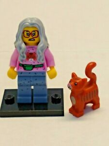 Mrs Scratchen-Post Cat Lady LEGO 71004 Mini Figure The Lego Movie