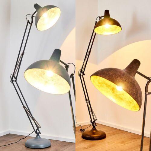 Design Boden Leuchte Sharif Büro Diele Flur Schlaf Wohn Zimmer Lese Steh Lampe