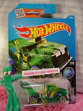 Case A 2016 i Hot Wheels Treasure Hunt RIG STORM #12✰Trans Green✰X-Raycers