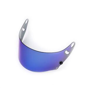 Helme Begeistert Visier Arai Ck-6 Blau Verspiegelt