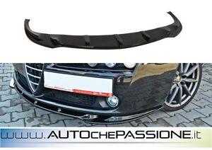 Spoiler-Splitter-anteriore-lama-Alfa-Romeo-159-nuova-ABS-lip