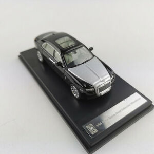 New-1-64-Scale-Original-Car-Model-for-Rolls-Royce-Ghost-Extended-Wheelbase