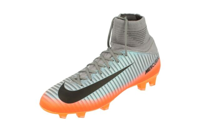 0e983dd0fee8 Nike Junior Mercurial Superfly V Cr7 Football Boots 852483 Soccer Cleats 001