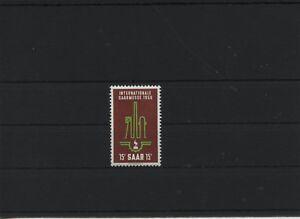 Allemagne-Saar-Saarland-Vintage-1956-Mi-368-Neuf-MNH-Plus-Boutique