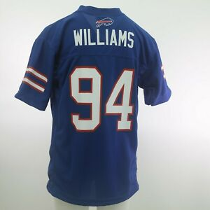 Buffalo Bills Official NFL Kids Youth Size Mario Williams Jersey ...