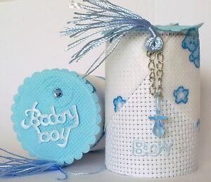 10 bomboniere portaconfetti segnaposto nascita battesimo for Papillon bambino fai da te