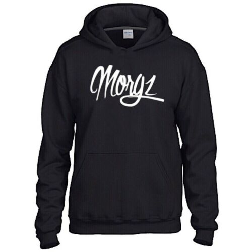 Morgz Kids Hoodie Inspired Gaming Gamer You tuber Size 10-11 L SALE!!