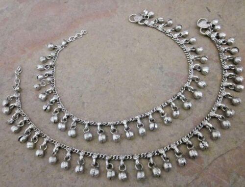 Jingle Bell Chaîne Bracelet de cheville Paire Tribal Fusion Festival Boho Jewelry