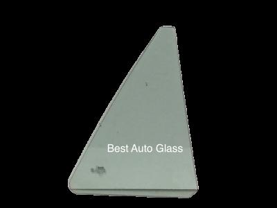 Driver Left Side Rear Vent Window Vent Glass Compatible with Nissan Sentra 4 Door Sedan 1995-1999 Models