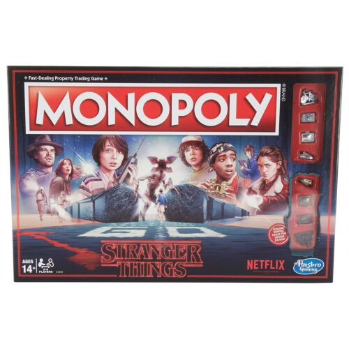 NEW Stranger Things Monopoly Board Game Free Shipping