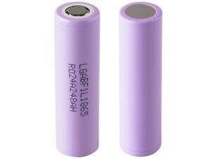 2x-LG-Li-ion-18650-Akku-fuer-Taschenlampen-CR123A-Accu-Batterie-Neu-3350mAh