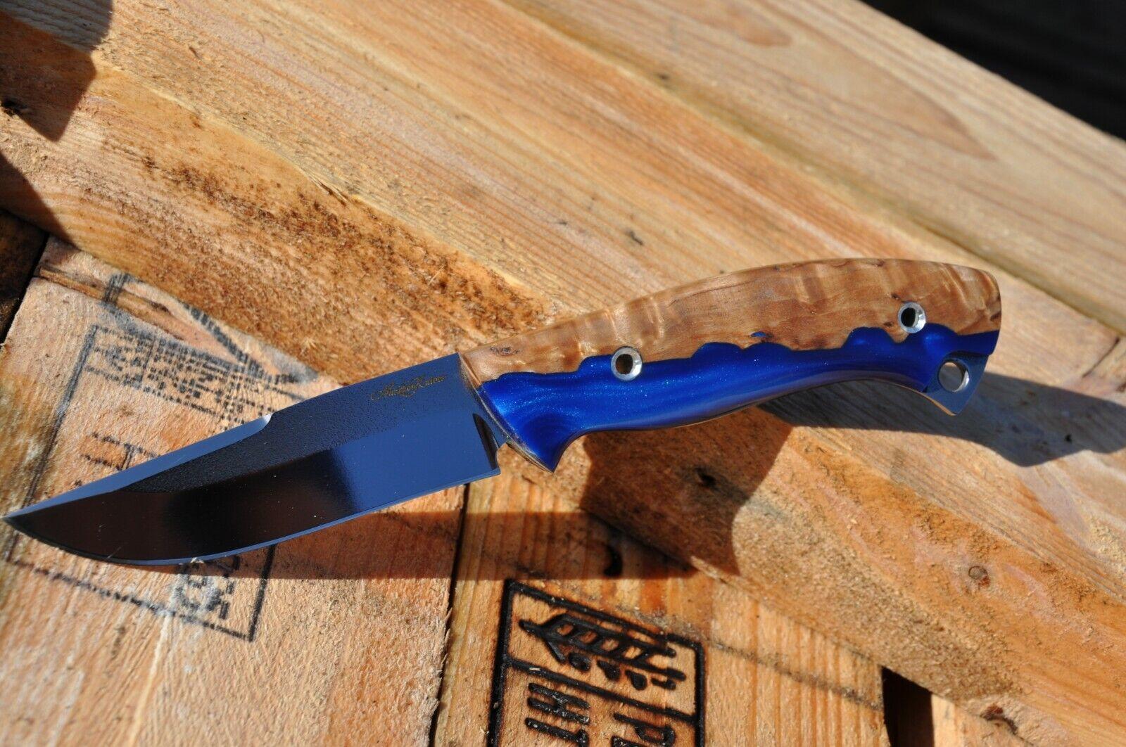 Nazarov Knives Outdoor Jagd Touristen Messer H12MF