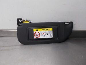 Image is loading Citroen-DS3-Sunvisor-Passenger-Side-N-S-Black-2017Yr- 95900163e6b