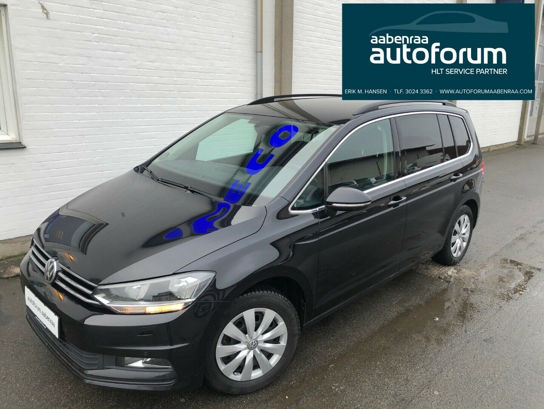 VW Touran 1,4 TSi 150 Comfortline 7prs 5d - 219.900 kr.