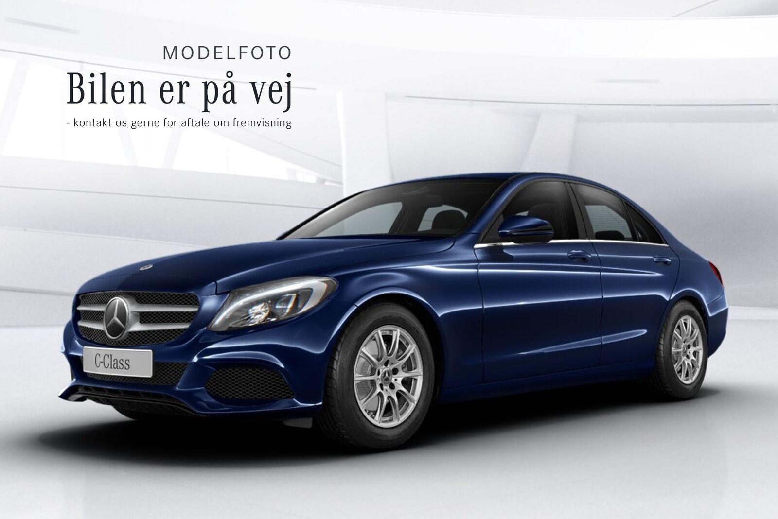 Mercedes C200 2,0 aut. 4d - 379.900 kr.